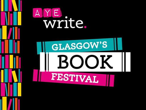 Fully Booked: A Preview Of Aye Write! 2020…