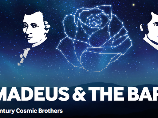 Cosmic Entities: A Review Of Amadeus & The Bard…