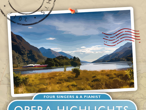 Singing On The Train: A Review Of  Four Singers & A Pianist – Scottish Opera's Highl