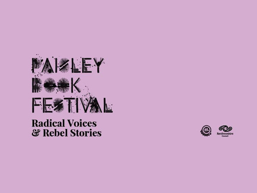 Rebel Ink: A Preview of the Paisley Book Festival…