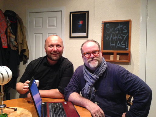 Tales From The Olive Grove: The Scots Whay Hae! Podcast Talks To Olive Grove Records' Lloyd Me