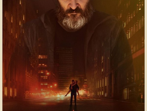 You Have Been Watching…You Were Never Really Here.