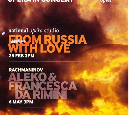 Tsars On Sunday: A Review Of Scottish Opera's From Russia With Love…