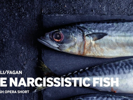 Cooking Up A Storm: SWH! Previews Scottish Opera's The Narcissistic Fish…