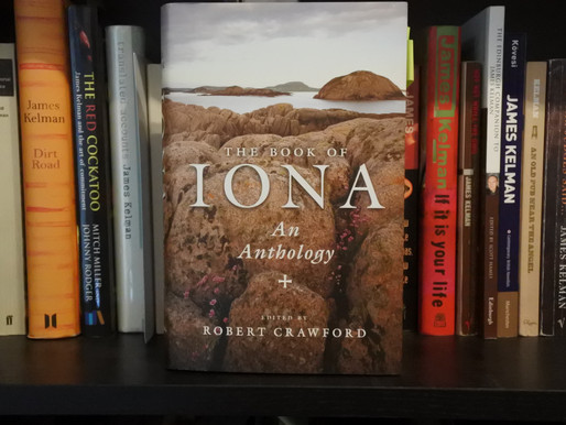 La Isla Bonita: A Review Of The Book Of Iona: An Anthology…*