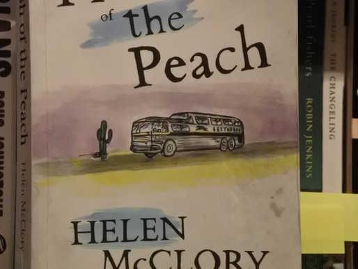 American Beauty: A Review Of Helen McClory's Flesh Of The Peach…