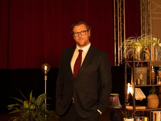 The Big Scottish Book Club: The SWH! Podcast Talks To Damian Barr…