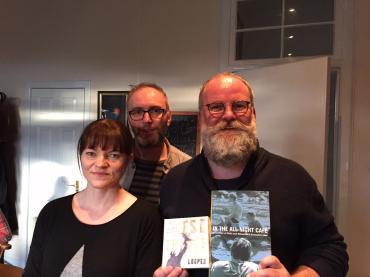 Past & Present: The Scots Whay Hae! Podcast Talks To Stuart & Karn David…