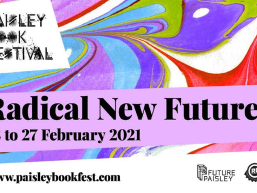 Radical Renfrew: A Preview of the Paisley Book Festival…