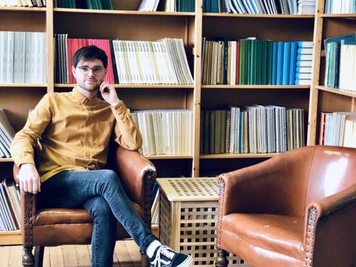 The Scottish Opera Interviews #8: Music Librarian, Gordon Grant…