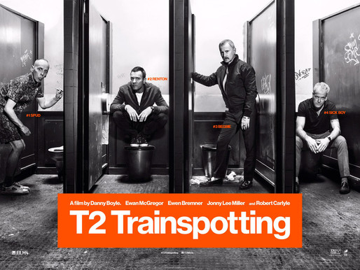 You Have Been Watching…T2 Trainspotting