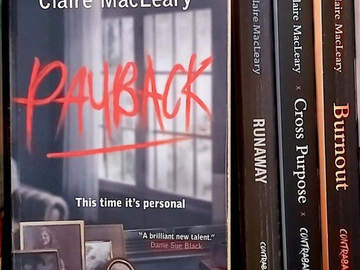 Quines Of Crime: A Review Of Claire MacLeary's Payback…