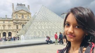 INTERNSHIP IN FRANCE : SANJIDA AKTER
