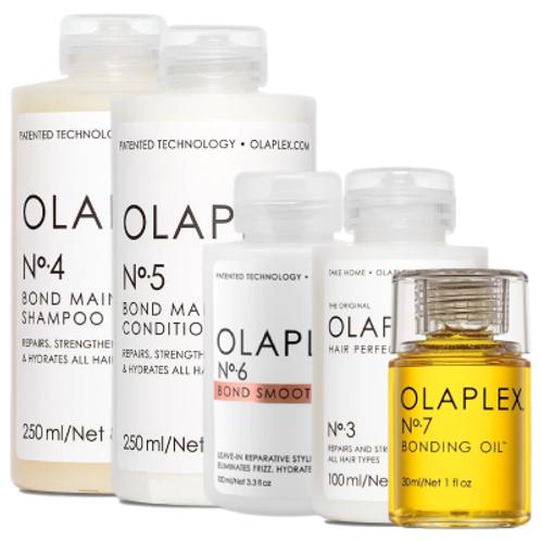 Olaplex No.3, No.4, No.5, No.6, No.7 Bundle