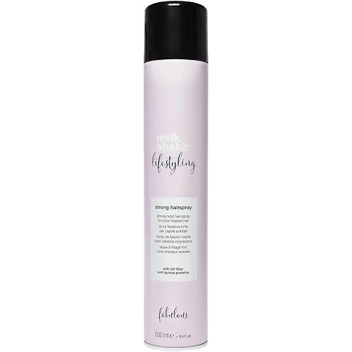 Milkshake Lifestyling strong hold hairspray 500ml