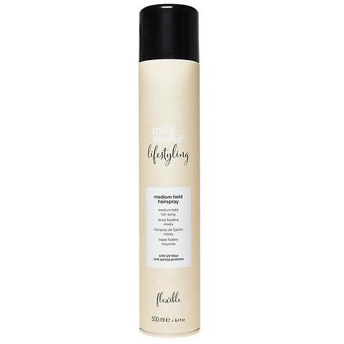 Milkshake Lifestyling Medium Hold Hairspray 500ml