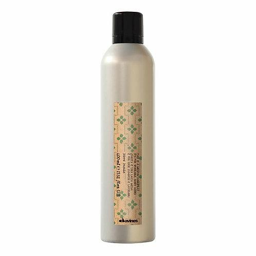 Davines More Inside Medium Hairspray