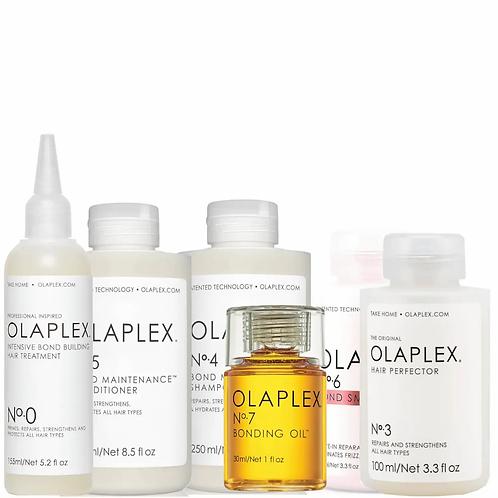Olaplex No.0, No.3, No.4, No.5, No.6, No.7 Complete Bundle