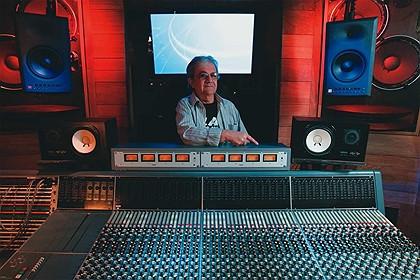Roy Cicala in Brazilian Studio