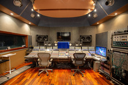 IIWII Recording Control Room
