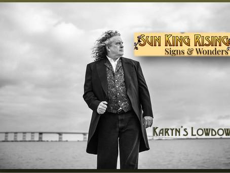 "HERE COMES SUN KING RISING ALBUM II: ""SIGNS & WONDERS."""