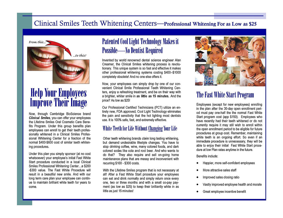 Clinical Smiles Brochure FINAL Page 2.jp