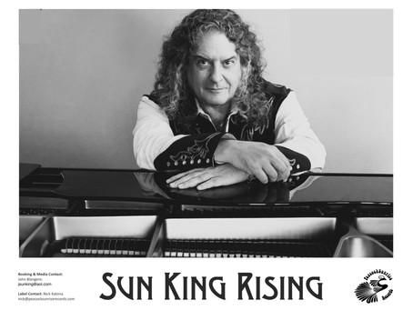An In-depth Interview with John Blangero, Sun King Rising
