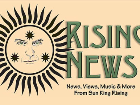 Sun King on the Rise!