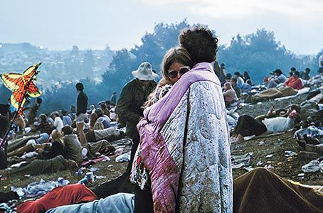Waking Up at Woodstock