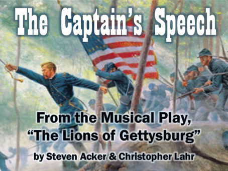 We Are the Lions of Gettysburg!