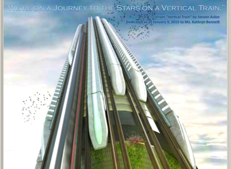 The A File: On a Vertical Train