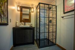 Artist Green Room Bathroom