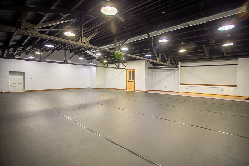 Dance Studio North View