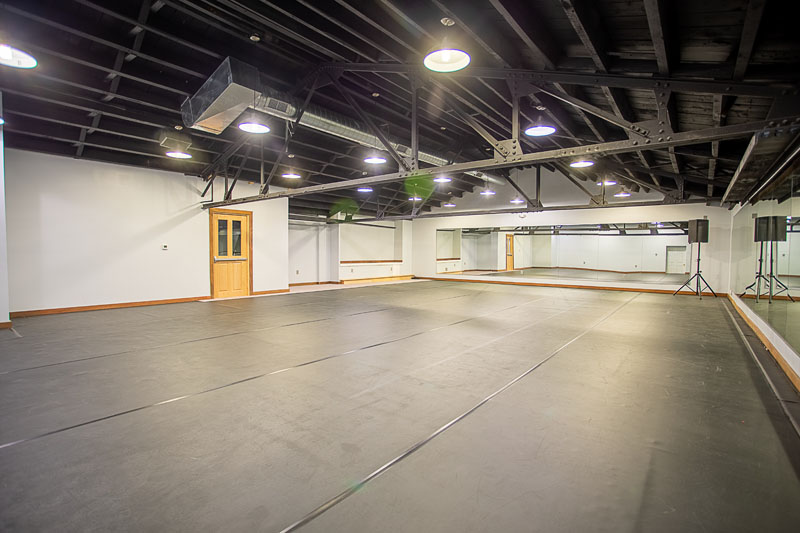 Dance Studio South View