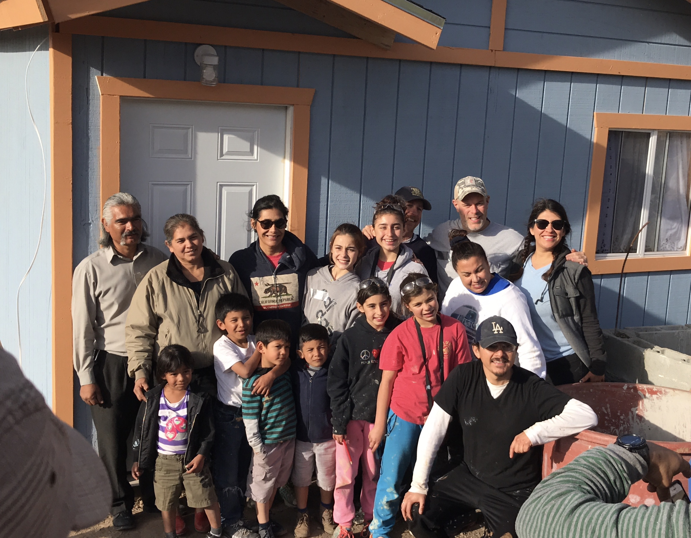 Homes for Hope, Baja