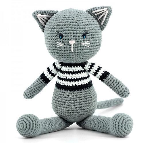 Banbe Crochet Cat