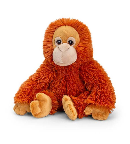 Keeleco Orangutan 100% Recycled Teddy