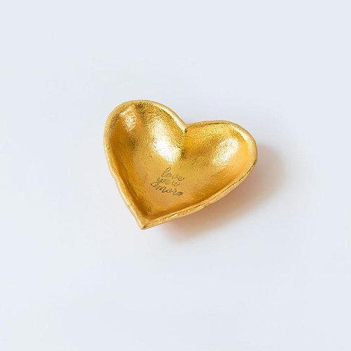'Love you more' Trinket Dish