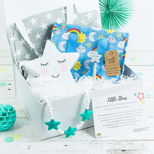 Star Themed Gift Box