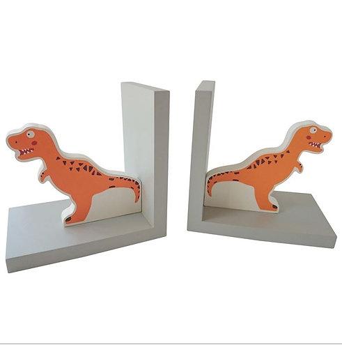 Dinosaur Bookends