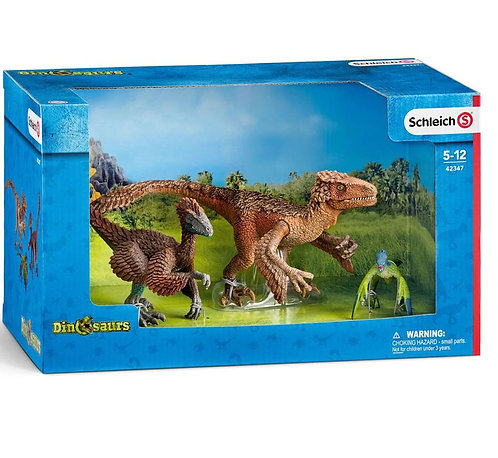 SCHLEICH Feathered Raptor Figures