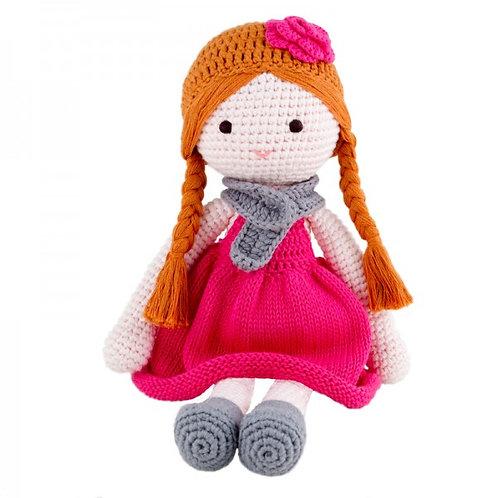 Banbe Crochet Ava Doll