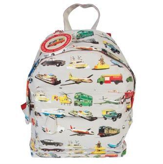 Vintage Transport Mini Backpack