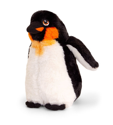 Keeleco Penguin 100% Recycled Teddy