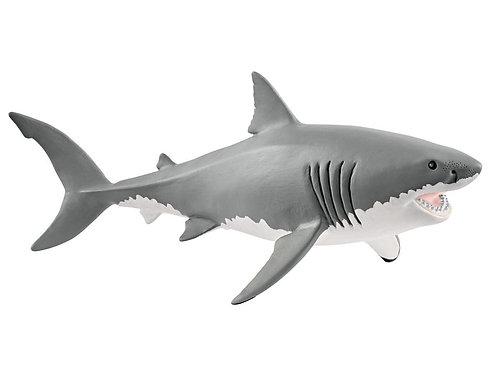SCHLEICH Great White Shark Figure