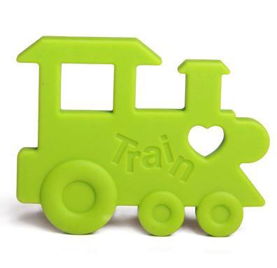 Silicone Train Teether