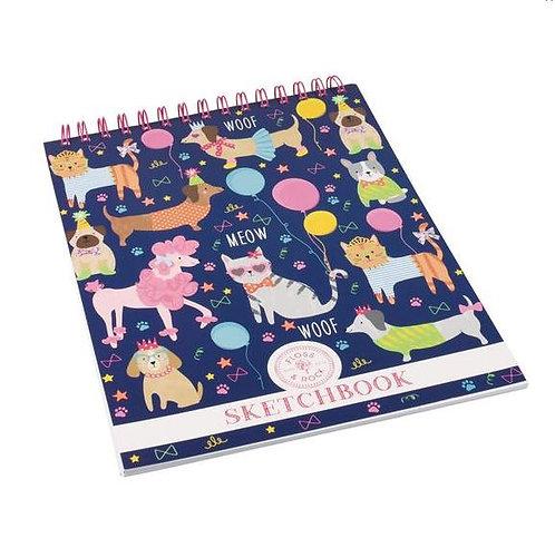 Pets Sketch Book