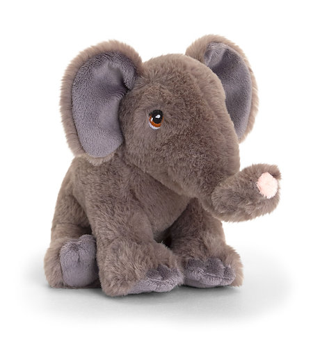 Keeleco Elephant 100% Recycled Teddy