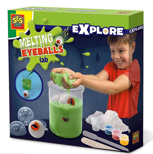 Melting Eyeballs Science Experiment Kit