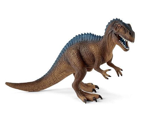 SCHLEICH Acrocanthosaurus Dinosaur Figure